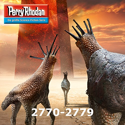 Perry Rhodan, Sammelband 38 audiobook cover art