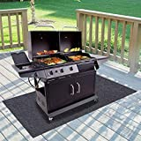 Best Grill Mats - Gas Grill Mat,BBQ Grilling Gear for Gas/Absorbent Grill Review
