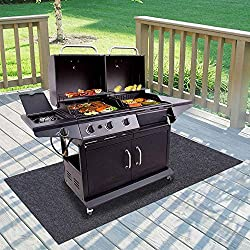 Barbecue Grill Floor Mats Guide 4
