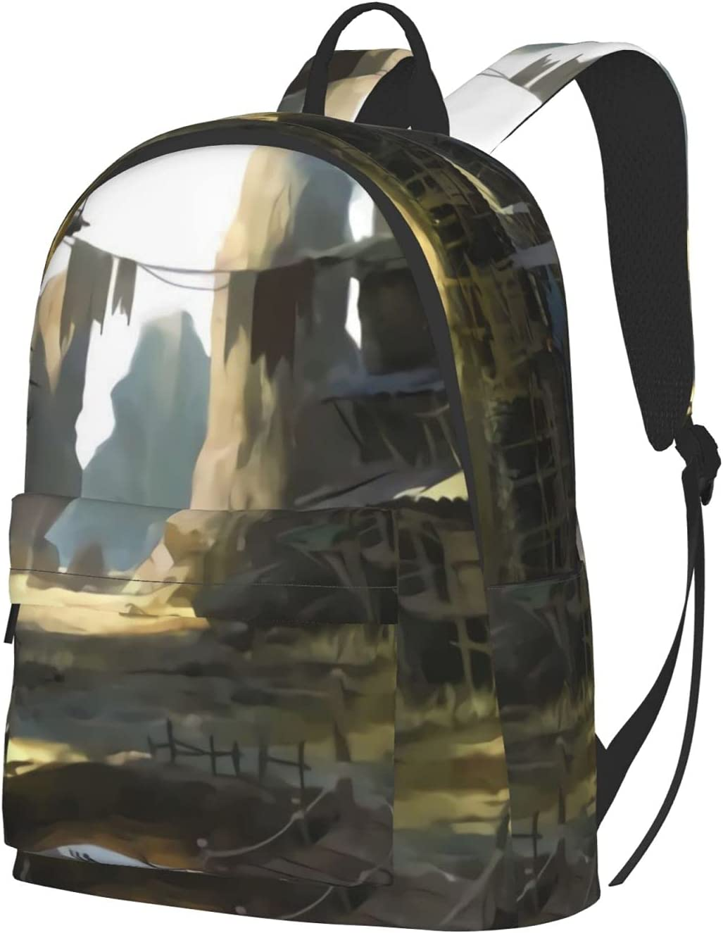 Large 2021 new Mesa Mall Capacity Backpack Water-Resistant Purse Sho Small