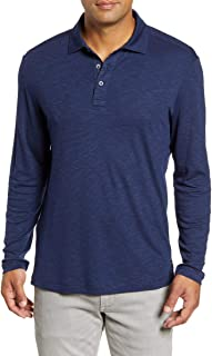 Tommy Bahama Mens Shirt Blue US Size 3XL Big Stripe Print Long Sleeve