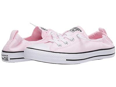 Converse Chuck Taylor(r) All Star(r) Shoreline Slip-On (Cherry Blossom/White/Black) Women