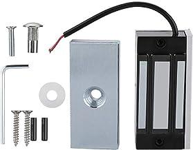 Verfijnde sloten DC24V Elektronische Magnetische Kast Deursloten Mini Elektromagnetische Lock 60kg Power on Locker Holding...