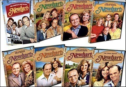 Newhart: The Complete 1980s TV Series Seasons 1-8 DVD