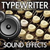 Typewriter Electric Paper Insert (Version 2) [Inserting Feed Feeding Roll Rolling Electronic Modern Noise Clip] [Sound Effect]