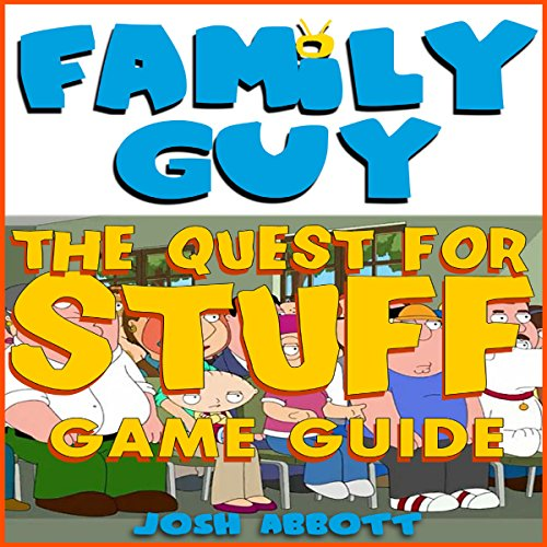 Family Guy audiobook cover art