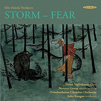 Nordgren: Storm & Fear