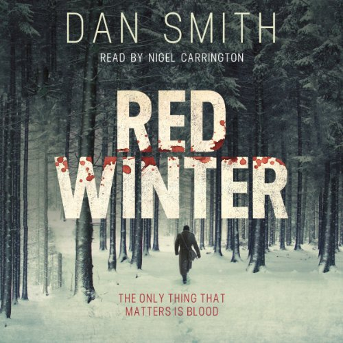 Red Winter audiobook cover art