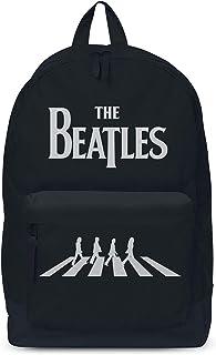 Abbey Road Unisex Mochila Negro, 100% poliéster,