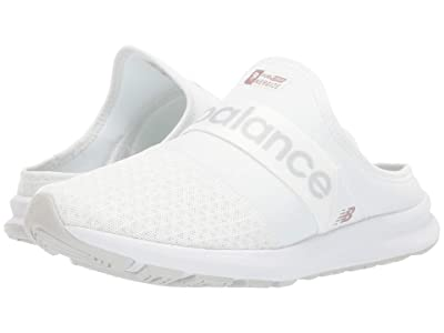 New Balance FuelCore NERGIZE Mule (White/Summer Fog) Women
