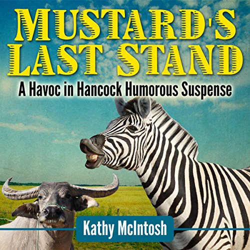 Mustard's Last Stand audiobook cover art