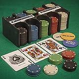 Tobar–21974–Set de tarjetas y fichas de casinos , color/modelo surtido