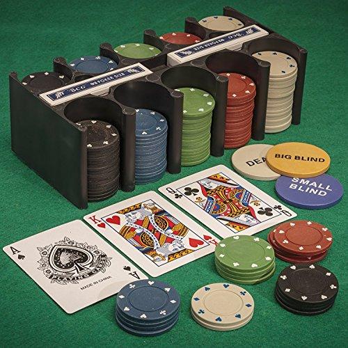 Tobar–21974–Set de Tarjetas y fichas de Casinos