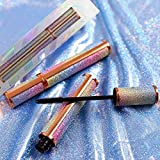 Eyeliner Pen Waterproof, Sweat-Resistant, Quick-Dry and Durable Non-Halo Dyeing Beginners (Color : Star Mascara)