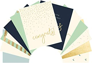 7mm Between the Lines Gift Cards - All Occasions, Pack Of 12 Card And Envelops, 10 X 12.5 Cms