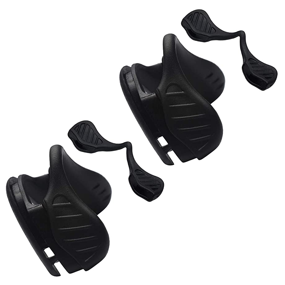 BlazerBuck Replacement Nose Pieces Pads for Oakley Razor Blade Sunglasses
