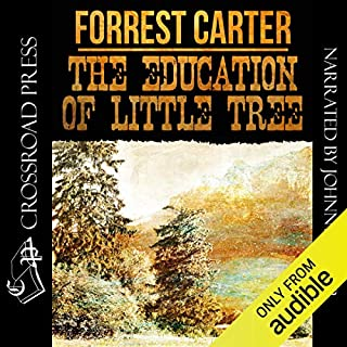 The Education of Little Tree cover art