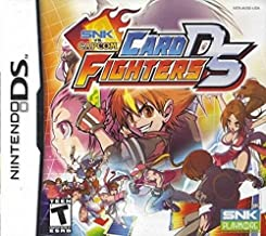 SNK Vs Capcom Card Fighters - Nintendo DS by SNK