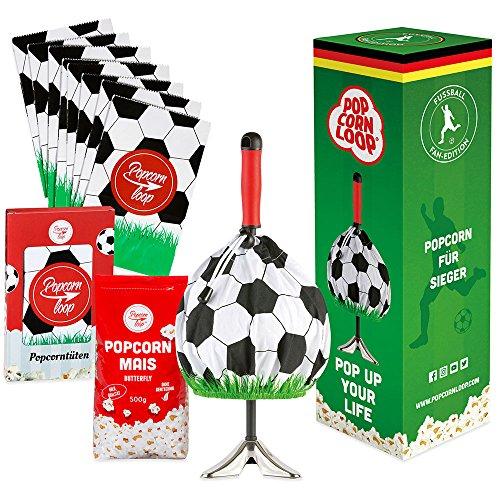 Popcornloop Original Palomitero XXL Mega Paquete bajo Precio, WM Edition