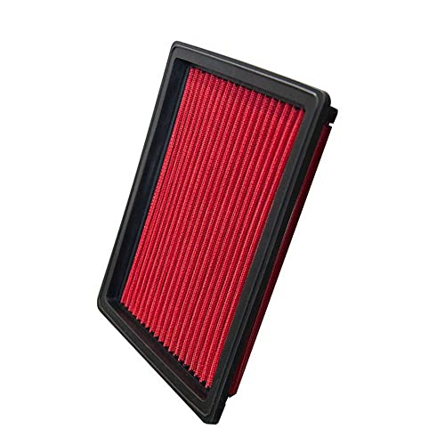 HD PRO OEM Replacement High Flow Drop-In Panel Dry Air Filter For Flat IS300