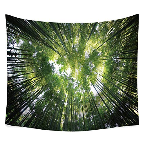 Forest Starry Tapestries Ultimate Landscape Colgante de Pared Fantasy Tree Cloth Manta Colcha Mantel