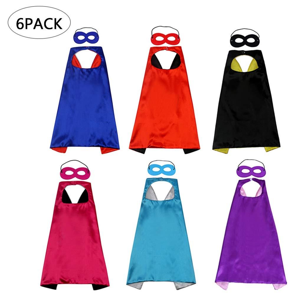 Tawcal Capas y máscaras de superhéroe, Disfraces de superhéroe ...