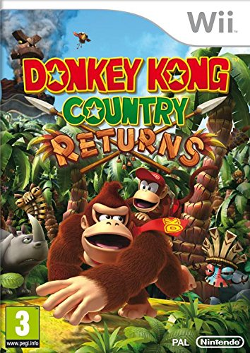 Donkey Kong Country Returns Wii- Nintendo Wii