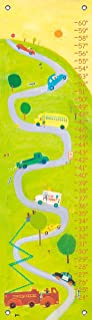 Oopsy Daisy, Fine Art for Kids PE2945 Growth Chart Up The Hill Growth Chart