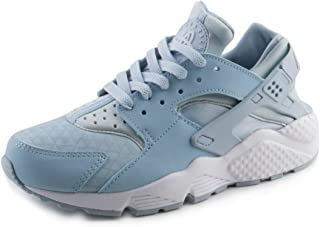 83805305c7e21 Nike Womens WMNS Air Huarache Run Armory Blue Leather Size 6.5