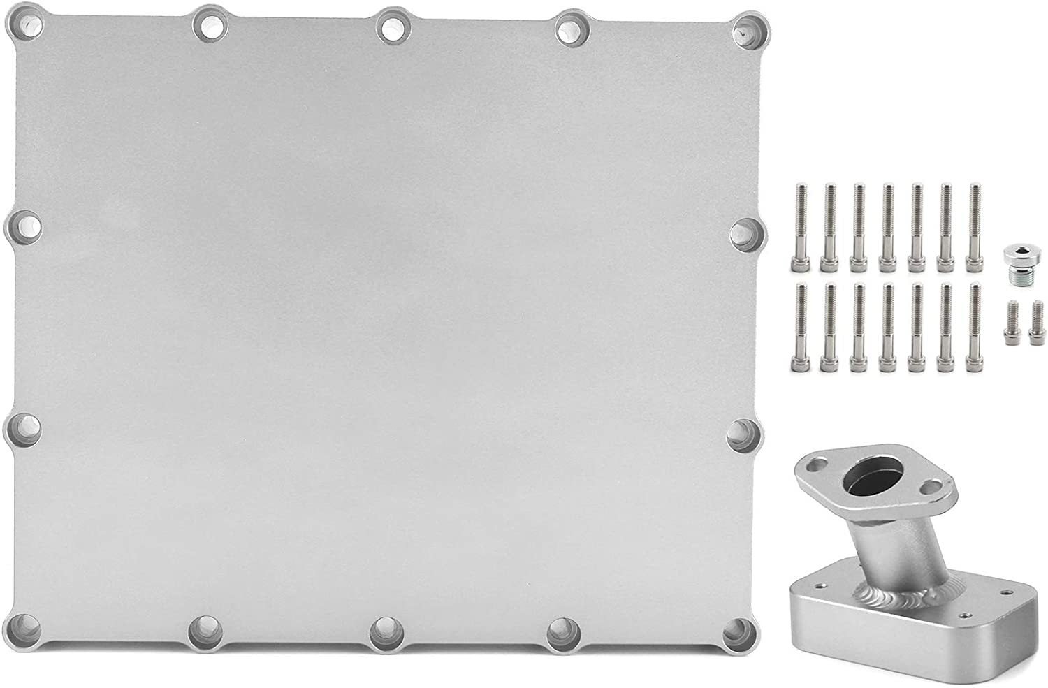 Oil Pan Lowest price challenge Kit Aluminium Alloy Section Low with Some reservation Mounti