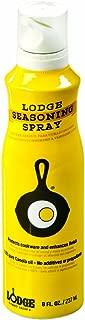 Lodge A-SPRAY Seasoning Spray, 8-Ounce ,Yellow