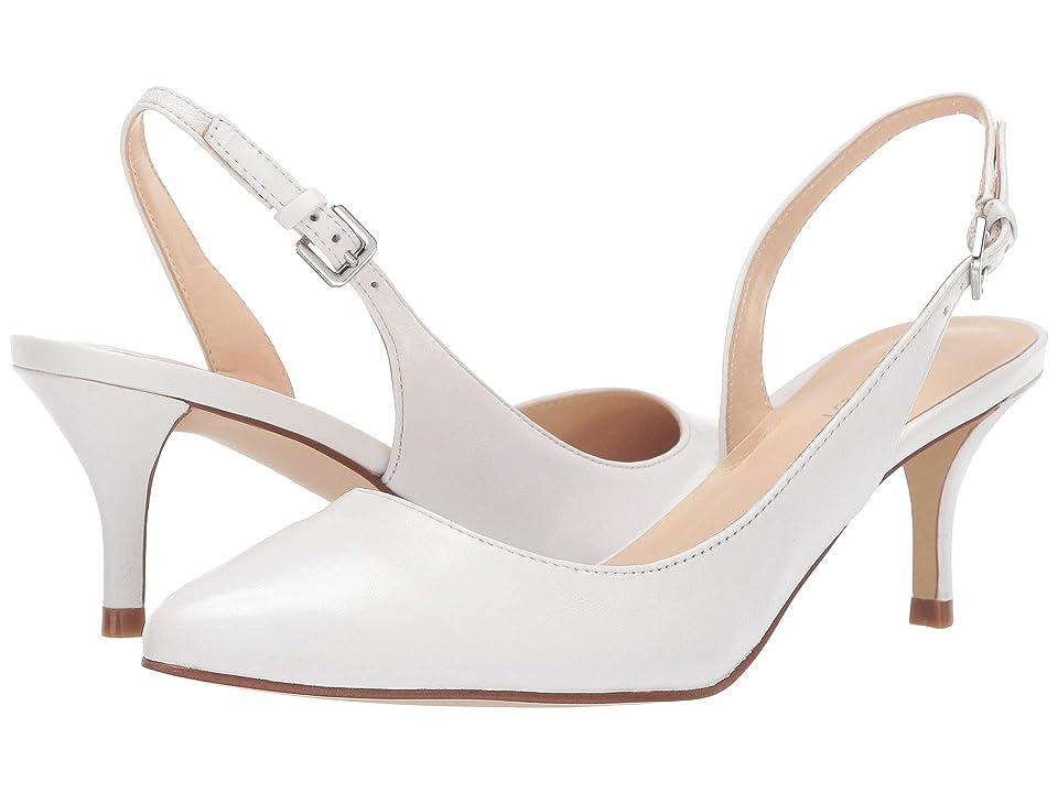 Nine West Maclean (White) Women's Shoes