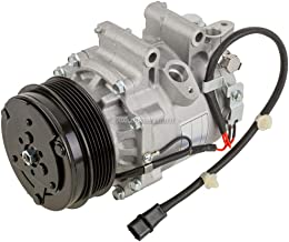 AC Compressor & A/C Clutch For Honda Civic & Acura ILX - BuyAutoParts 60-03527NA New