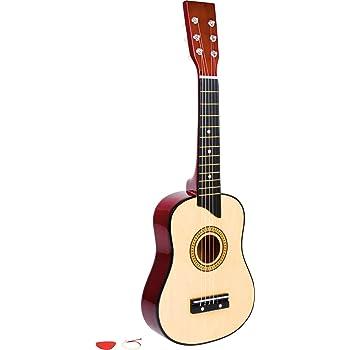 Legler - Guitarra, Natural de Madera, para +3 años (3307): Amazon ...