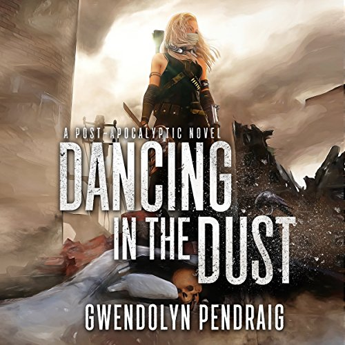 Dancing in the Dust audiobook cover art