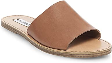 steve madden slip on sandals