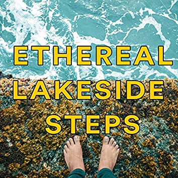 Ethereal Lakeside Steps