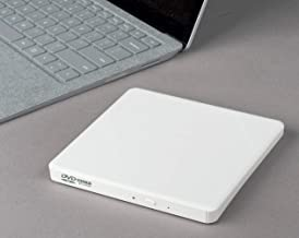 Archgon Slim USB External CD/DVD+RW,-RW writer Drive for Window & Mac computers