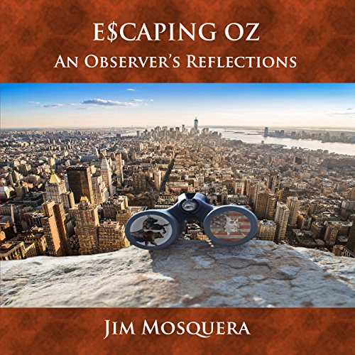 Escaping Oz audiobook cover art