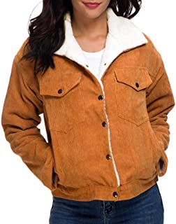 Best corduroy fleece lined jacket Reviews