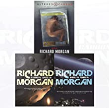 Netflix Altered Carbon Series 3 Books Collection Set (Altered Carbon, Woken Furies, Broken Angels)