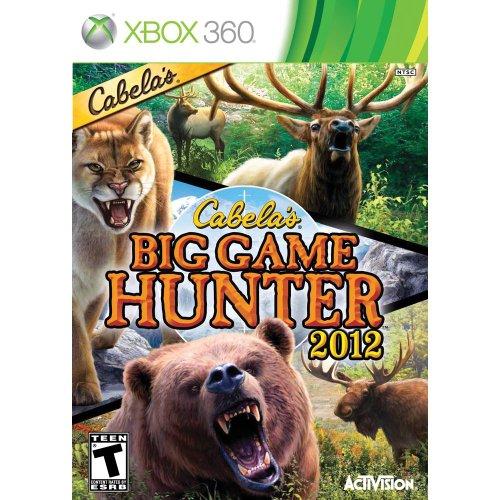 Cabela's Big Game Hunter, 2012 - Xbox 360
