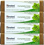 Himalaya Botanique Complete Care Toothpaste, Simply Peppermint, Plaque Reducer for Brighter Teeth and Fresh Breath, 5.29...
