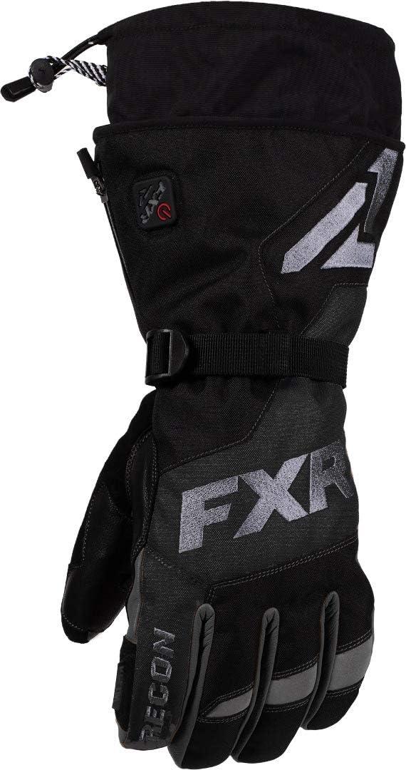 FXR Recon Heated Gloves Mens 海外並行輸入正規品 Snowmobile 驚きの値段で Winter Powered Battery