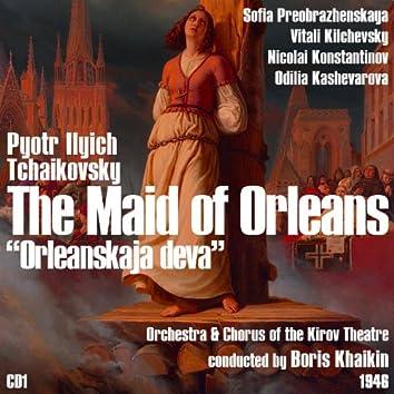 Pyotr Ilyich Tchaikovsky: The Maid of Orleans [Orleanskaja deva] (1946), Volume 1