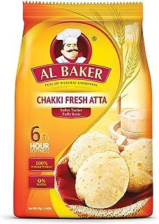 Al Baker Chakki Fresh Atta Flour, 1kg