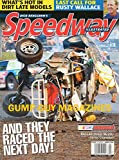 Dick Berggren's SPEEDWAY ILLUSTRATED January 2006 Magazine NASCAR DODGE WEEKLY SERIES CHAMPION Last Call For Rusty Wallace DIRT LATE MODEL CHASSIS Joey Logano: The Young Man Who Will Be Champion