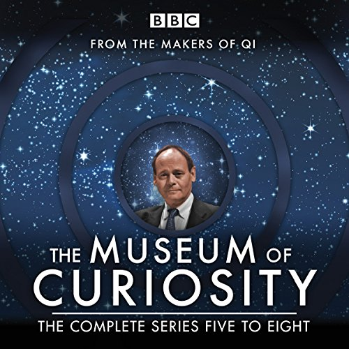 The Museum of Curiosity: Series 5-8 audiobook cover art