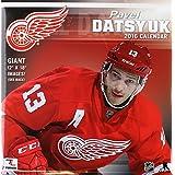 Detroit Red Wings Pavel Datsyuk 2016 Cal