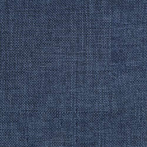 Deshome Sirma - Tessuto al Metro Idrorepellente per divani cuscini sedie letti copriletto stoffa h 140 resistente (Blu oceano, 1 metro)